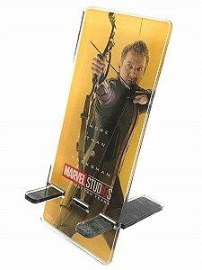 Marvel Studio 10th Anniversary / Acrylic Smartphone Stand Hawkeye