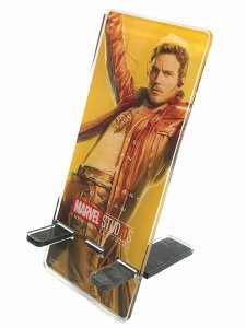 Marvel Studio 10th Anniversary / Acrylic Smartphone Stand Star-Lord