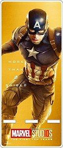 Marvel Studio 10th Anniversary / Acrylic Smartphone Stand Captão America