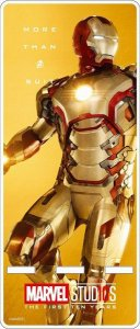 Marvel Studio 10th Anniversary / Acrylic Smartphone Stand Iron Man (Homem de Ferro)