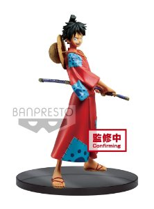 ONE PIECE DXF - Monkey D. Luffy - The Grandline Men - Wano Country vol.1 -Original-