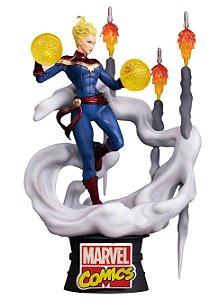 """D-Stage #019 """"Marvel Comics"""" Capitã Marvel -Original-"""