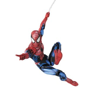 Mafex Nº108 Spider-Man (Comic Paint) -Original-