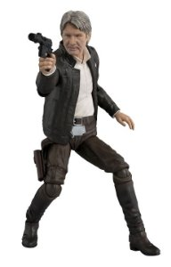S.H.Figuarts - Han Solo (Star Wars: The Force Awakens) -Original-