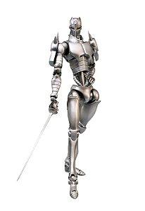 JoJo's Bizarre Adventure Part III - Super Action Statue - The Silver Chariot -Original-