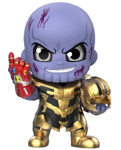 CosBaby Vingadores: Ultimato Thanos Com a Manopla do Infinito