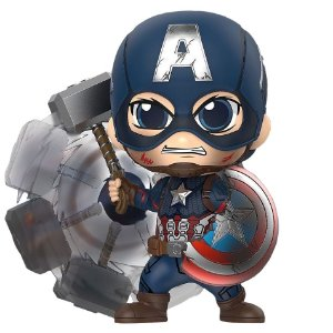 CosBaby Vingadores: Ultimato Capitão América [Battling]