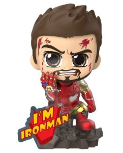 CosBaby Avengers: Endgame - Iron Man Mark 85 (Battling Ver.) -Original-