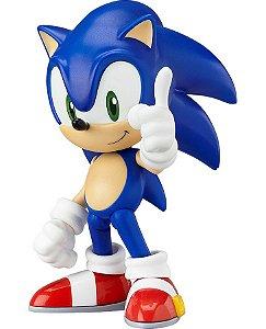 [Estoque No Japão] Nendoroid #214 Sonic the Hedgehog