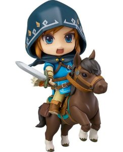 Nendoroid #733-DX - The Legend of Zelda Link Breath of the Wild - DX Edition [Original]