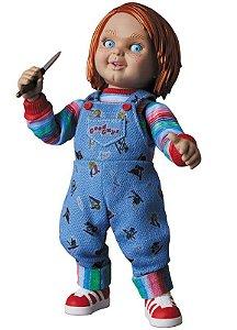 [Reservar PV: 10% de Entrada] Mafex #112 Good Guys Child's Play 2: Chucky