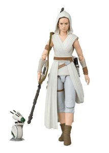 S.H.Figuarts - Rey & D.O. (STAR WARS: The Rise of Skywalker) -Original-