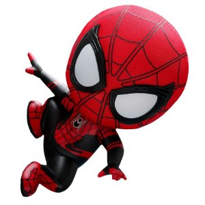 CosBaby Spider-Man (Wall Crawling) - Spider-Man: Far From Home [Original Hot Toys]