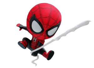 CosBaby Spider-Man (Web Swinging) - Spider-Man: Far From Home [Original Hot Toys]