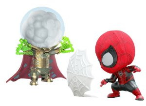 CosBaby [Spider-Man: Far From Home] Spider-Man (Web Shooting) & Mysterio -Original-