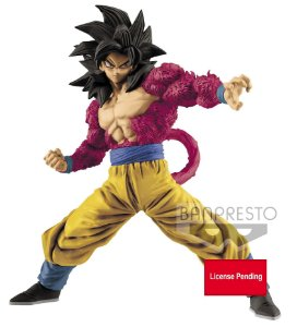 [Em Breve] Dragon Ball GT - Son Goku SSJ4 - Full Scratch -Original-