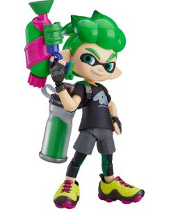 figma #462-DX Splatoon: Boy