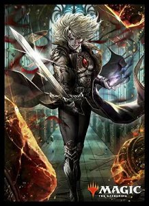 Magic: The Gathering -Card Sleeve- Vengeful Bloodlord, Sorin -Original-