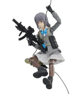 figma #SP-122 Little Armory: Shirane Rin