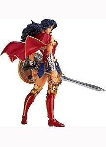 Amazing Yamaguchi #017 Mulher Maravilha [DC Comics]