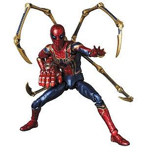[Reservar PV: 10% de Entrada] Mafex #121 Iron Spider [Vingadores: Ultimato]