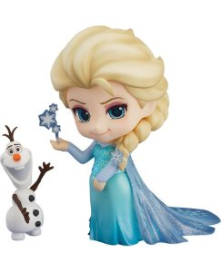 Nendoroid #475 Frozen: Elsa