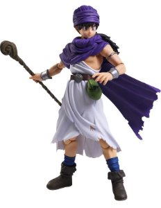 Bring Arts Dragon Quest V: Tenkuu no Hanayome - Protagonist [Original Square Enix]