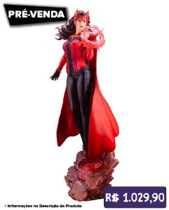 *Pré-venda* [10% de ENTRADA] ARTFX Premier - Scarlet Witch - [Original]