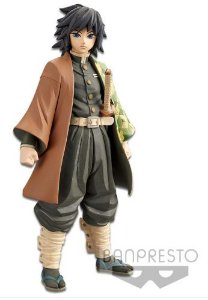 Demon Slayer: Kimetsu no Yaiba - Giyu Tomioka-A [Original Banpresto]