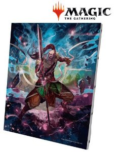 [Quadro/Tela] Magic The Gathering Canvas Board - Sarkhan the Masterless
