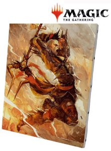 [Quadro/Tela] Magic The Gathering Canvas Board - Domri, Anarch of Bolas