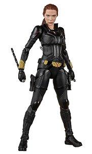 [Estoque No Japão] S.H.Figuarts Viúva Negra [Black Widow]