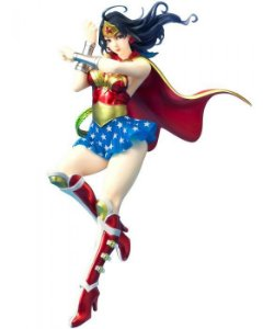 DC Comics Bishoujo: Armored Wonder Woman [2º Edição]