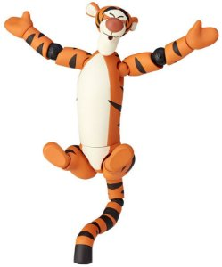Figure Complex MOVIE REVO Series #012 Tigger [Tigrão]