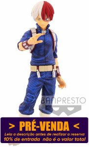 [Reservar: 10% de Entrada] My Hero Academia: Shoto Todoroki [Texture]