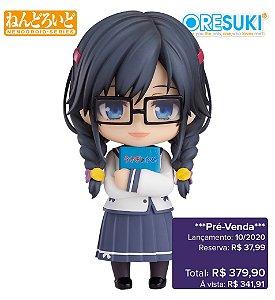 *Pré-venda* [10% de ENTRADA] Nendoroid #1318 - Oresuki: Are you the only one who loves me? - Sanshokuin Sumireko [Original]