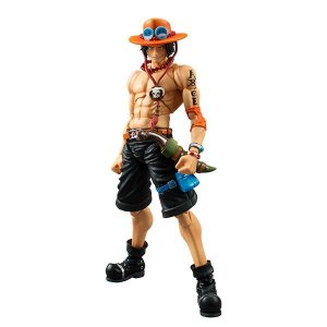 Variable Action Heroes One Piece: Portgas D. Ace