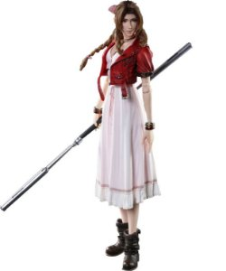 [Março 2021] Play Arts Kai Final Fantasy VII Remake: Aerith Gainsborough