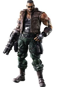 Play Arts Kai Final Fantasy VII Remake: Barret Wallace V.2