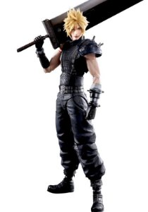 Play Arts Kai Final Fantasy VII Remake: Cloud Strife V.2
