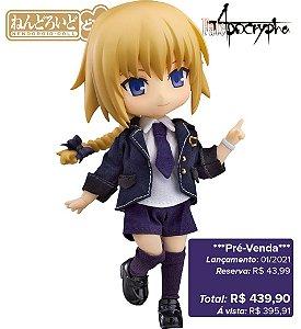 *Pré-venda* [10% de ENTRADA] Nendoroid Doll Fate/Apocrypha - Jeanne d'Arc Ruler Casual [Original]