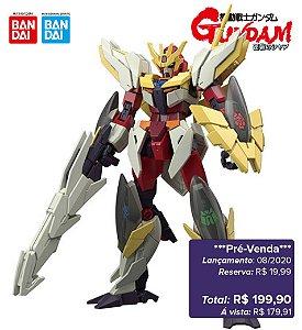 *Pré-venda* [10% de ENTRADA] HGBD:R Gundam Anima [Rize]- Gundam Build Diver Rize [Original]