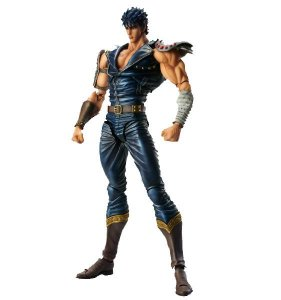 [Pv Lançamento: Janeiro] Super Action Statue Fist of the North Star: Kenshiro