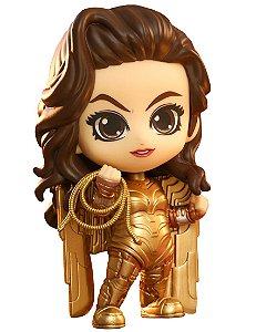 [Estoque No Japão] Cosbaby Wonder Woman 1984 [Gold Armor]