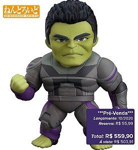 *Pré-venda* [10% de ENTRADA] Nendoroid #1299 - Hulk - Vingadores: Ultimato [Original Good Smile]