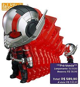 *Pré-venda* [10% de ENTRADA] Nendoroid #1345-DX - Avengers: Endgame - Ant-Man (Homem Formiga) [Original Good Smile]