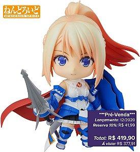 *Pré-venda* [10% de ENTRADA] Nendoroid #1349 - Soukou Musume: Mizeremu Crisis - LBCS: Achilles Mikazuki Karina [Original Good Smile]