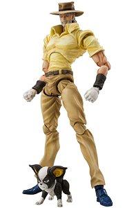 [Lançado] Super Action Statue JoJo's Bizarre Adventure Parte III: Joseph Joestar & Iggy