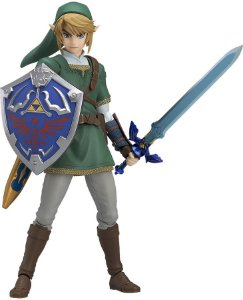 figma #319 The Legend of Zelda: Twilight Princess - Link Twilight Princess