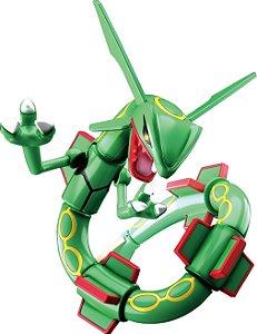[Estoque do Japão] Pokemon Plamo #46 Rayquaza